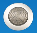 "LED 3.5"" Recessed Mount Light - Chrome - Cool White LEDs - 12V"