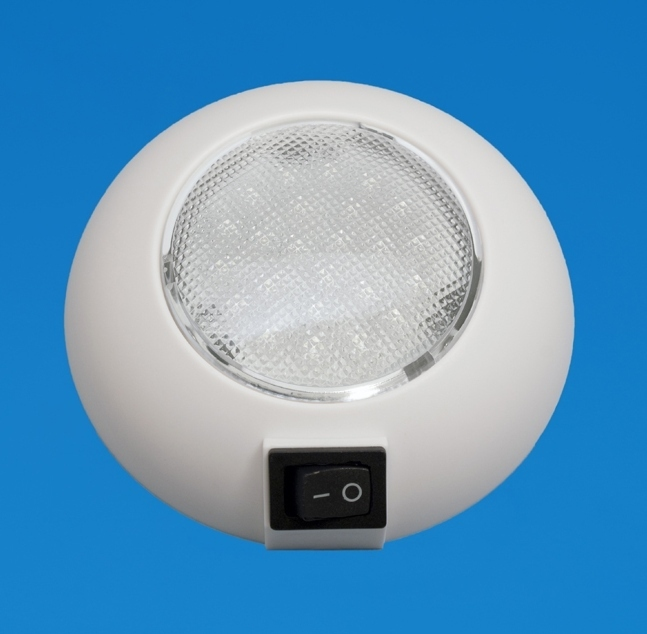 led 4 led surface mount light white surround warm. Black Bedroom Furniture Sets. Home Design Ideas