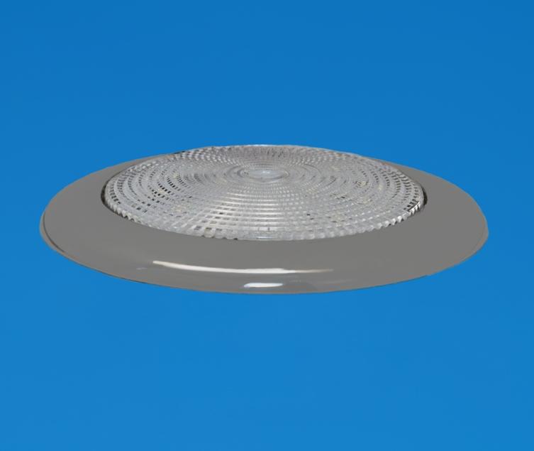 Led bright slim ceiling light 94mm 375 stainless warm led bright slim ceiling light 94mm 375 stainless warm white leds 12v aloadofball Images