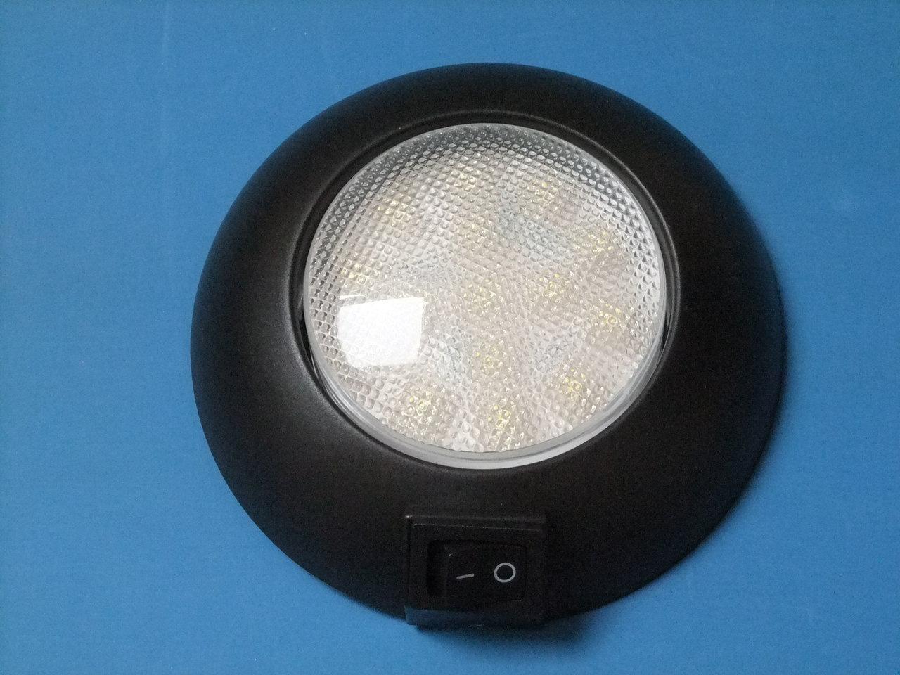 led 4 led surface mount light black surround cool. Black Bedroom Furniture Sets. Home Design Ideas
