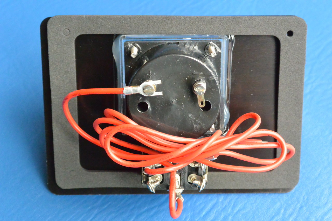 12v Battery Test Switch With Voltmeter Wire Diagram