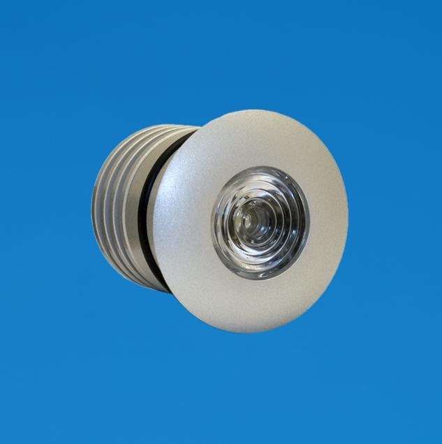 Led Mini Ceiling Light Flush Mount Cool White Leds 8 30v