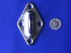 Diamond Eye Plate 8mm with O Ring SS304